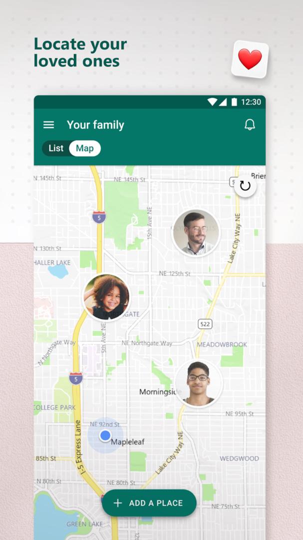 Microsoft Family Safety