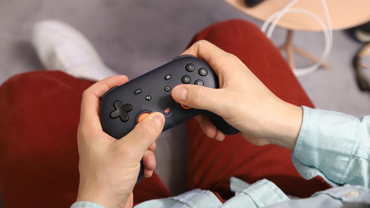 Google Stadia: Vier neue Spiele im Pro-Abo und Mobilfunk-Streaming