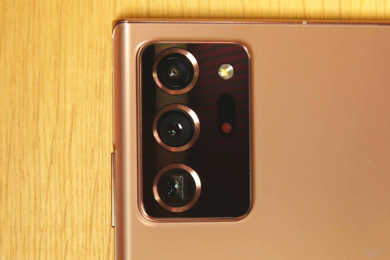 Neue 108-Megapixel-Kamera mit Dual-Pixel-Technologie