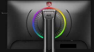 Agon-Serie: AOC bringt Nano-IPS-Monitor mit 165 Hz und 1 ms GtG
