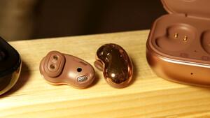Galaxy Buds Live: Samsungs Bohnen fürs Ohr kommen mit ANC