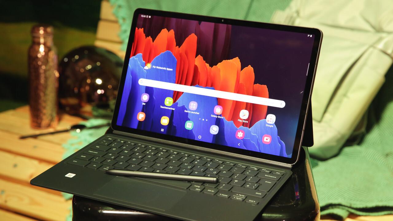 Galaxy Tab S7 und S7+: Samsungs bisher größte und schnellste High-End-Tablets