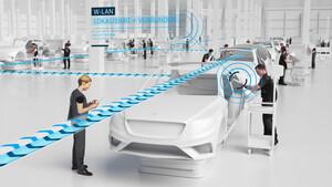 MO360: Daimler treibt die vernetzte Produktion auch über 5G voran