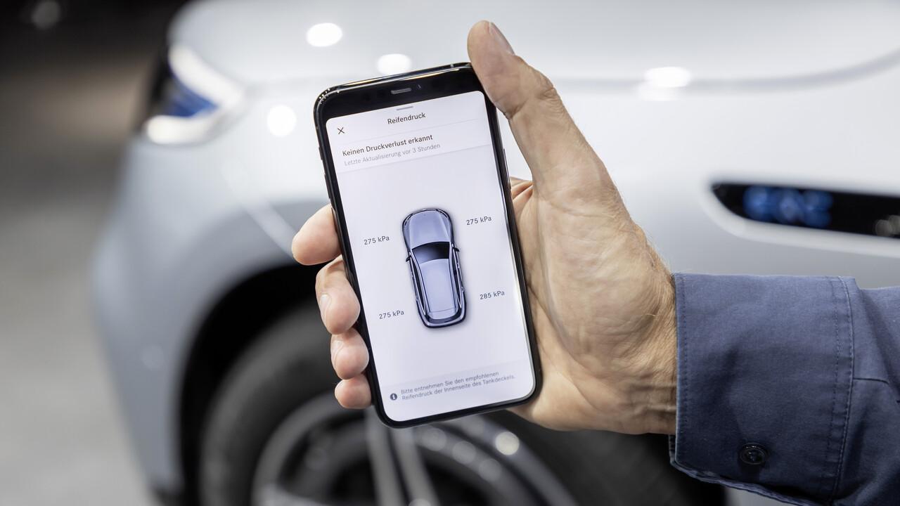 Mercedes me: Drei neue Auto-Apps für die Verbindung zum Smartphone