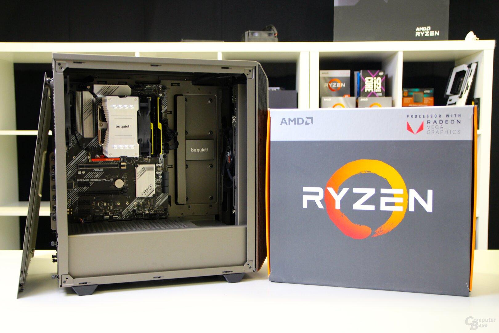 ARLT Mr. Whisper mit AMD Renoir