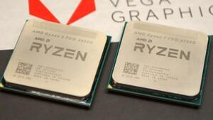 Ryzen 5 4650G und 4750G im Test: AMDs Renoir-APU macht schnellen CPUs Beine