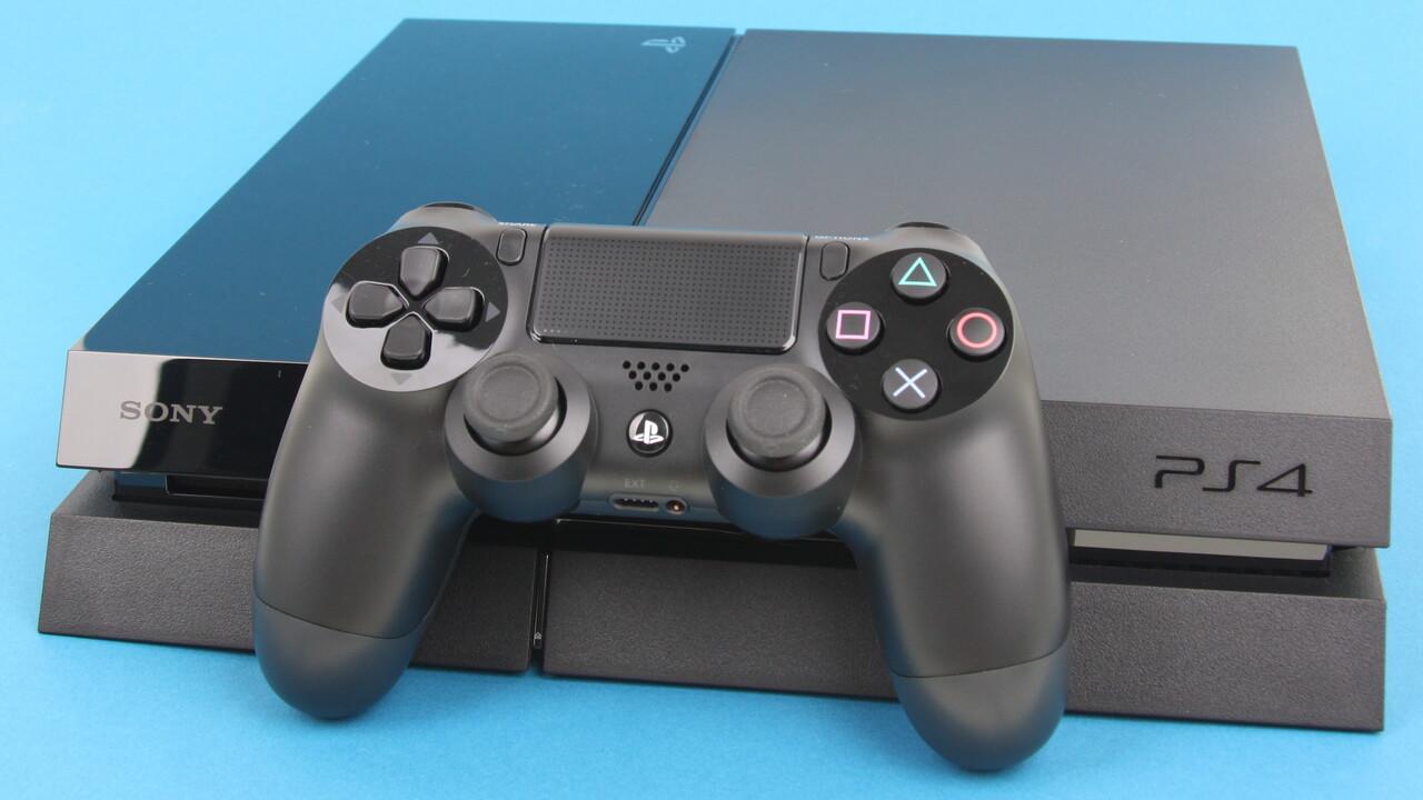 Sony PlayStation 4: Spieleverkauf im letzten Quartal fast verdoppelt