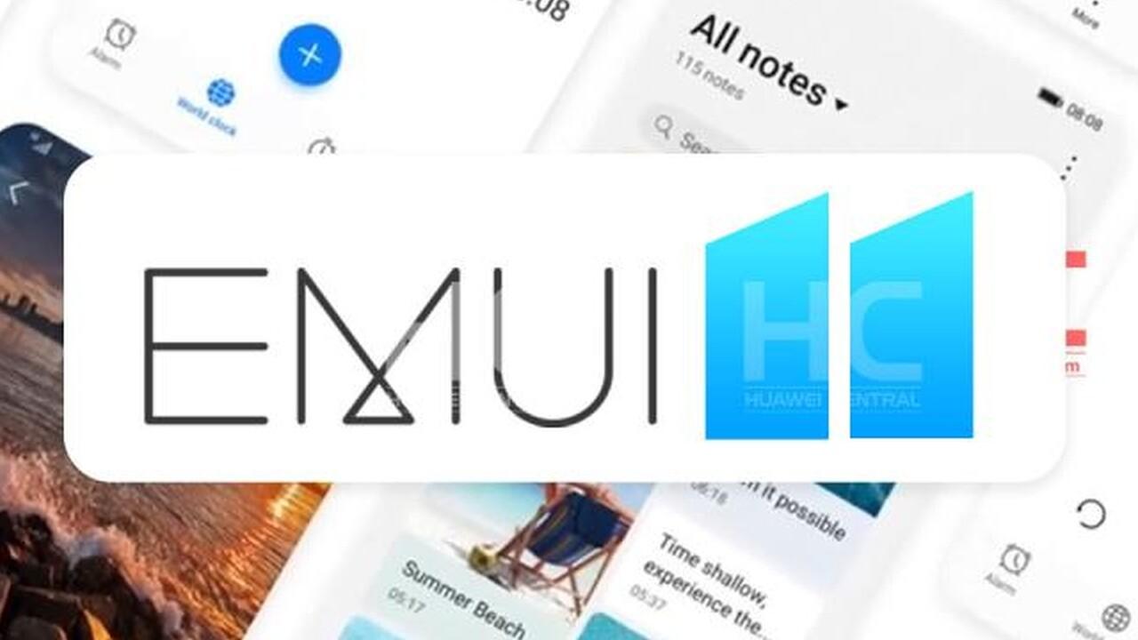 EMUI 11: Huawei will ab Ende Oktober 40Endgeräte versorgen