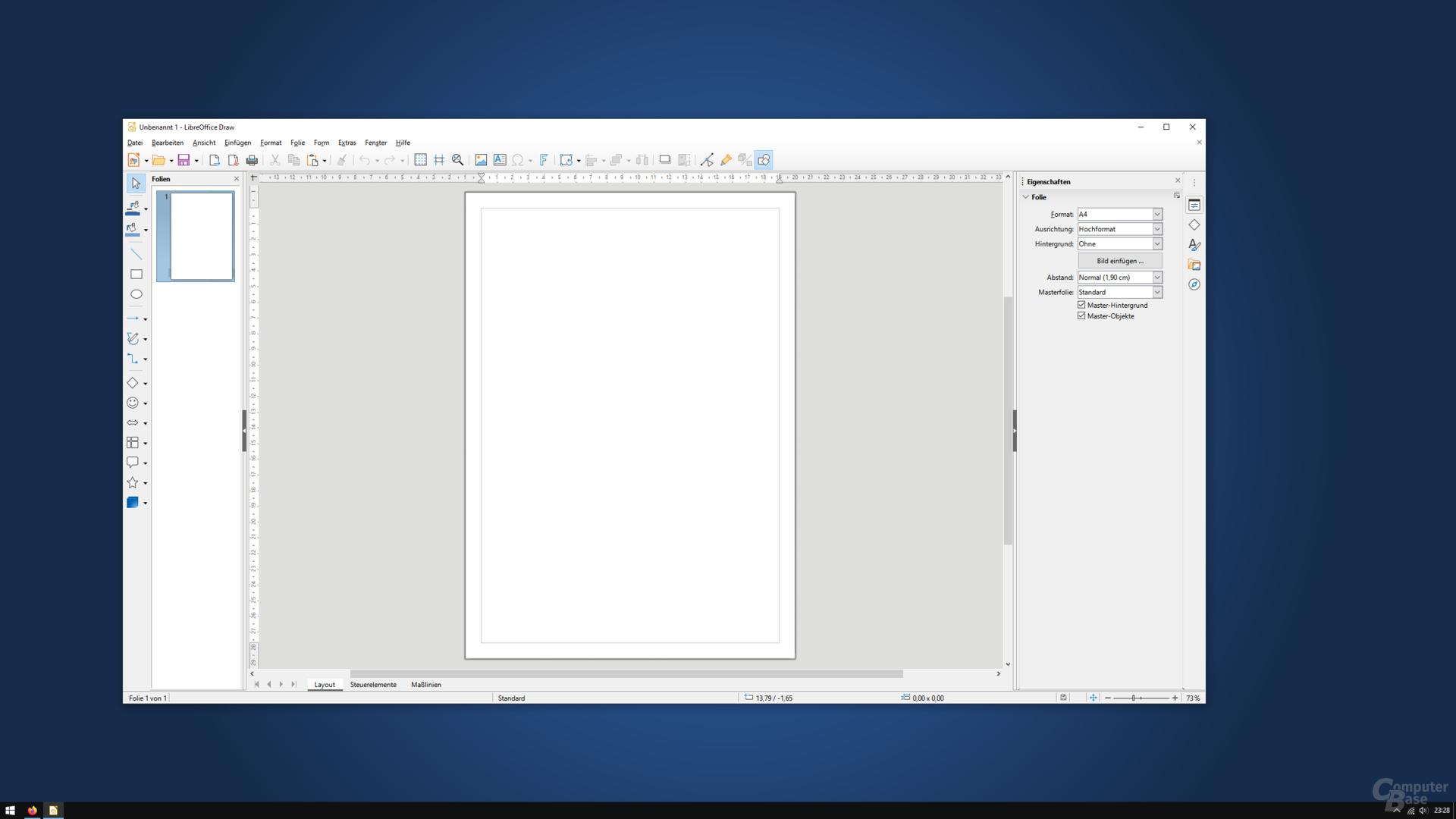 LibreOffice 7.0.0.3 – Draw