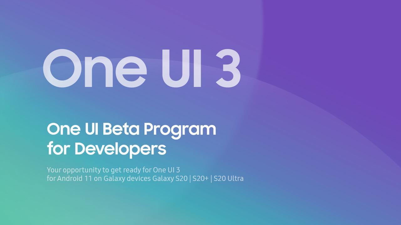 Android 11, 12, 13: Samsung sagt drei Updates zu und bereitet One UI3 vor