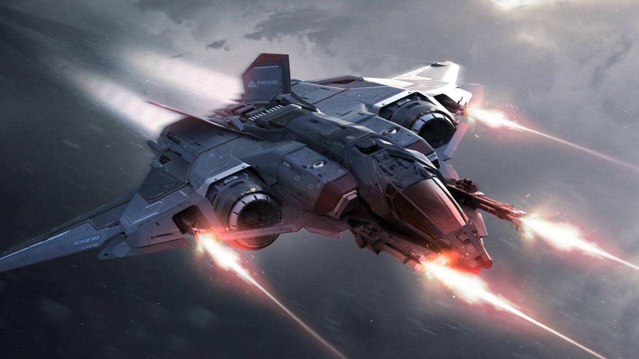 Star Citizen Alpha 3.10.0: Raumschiffe erhalten stark differenzielle Flugsysteme