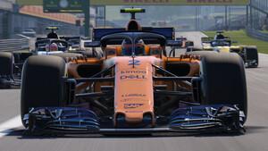 Gratisspiel: F1 2018 kostet eine Newsletter-Anmeldung