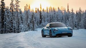 Porsche: Erstes großes Taycan-Update will nicht Over-the-Air