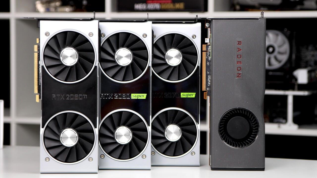 High-End-Grafikkarten im Test: AMD und Nvidia im neuen Testparcours im Vergleich