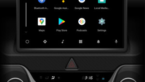 Android Auto: Neue Einstellungen und mehr Navigations-Apps