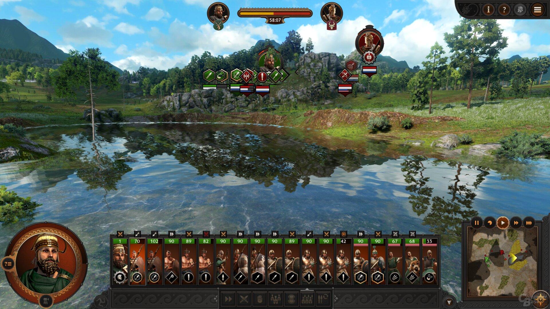 Troy: A Total War Saga im Technik-Test