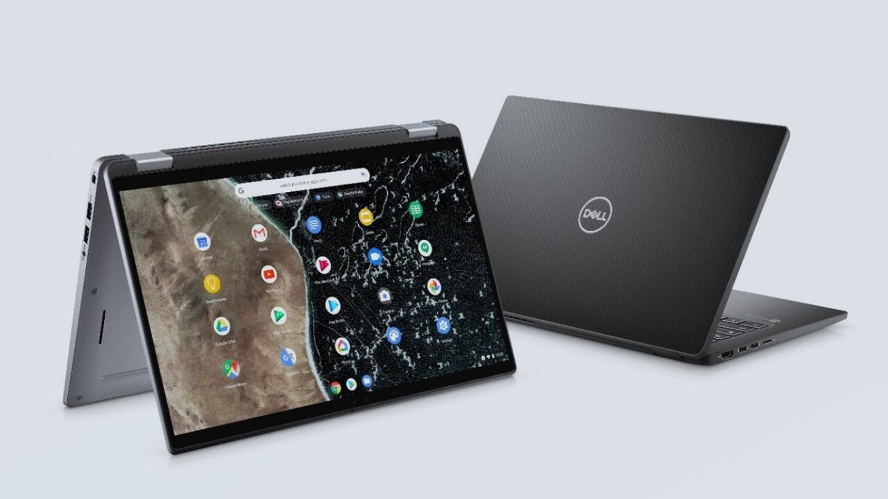 Latitude 7410 Chromebook: Dells Business-Chromebook setzt mit Comet Lake auf 16:9