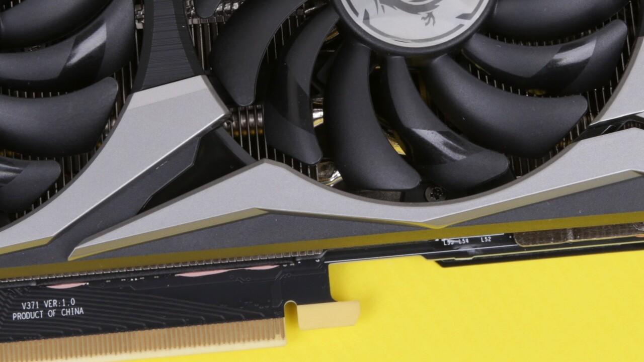 GeForce RTX 3080: Benchmark nennt Taktraten und 10 GB Grafikspeicher