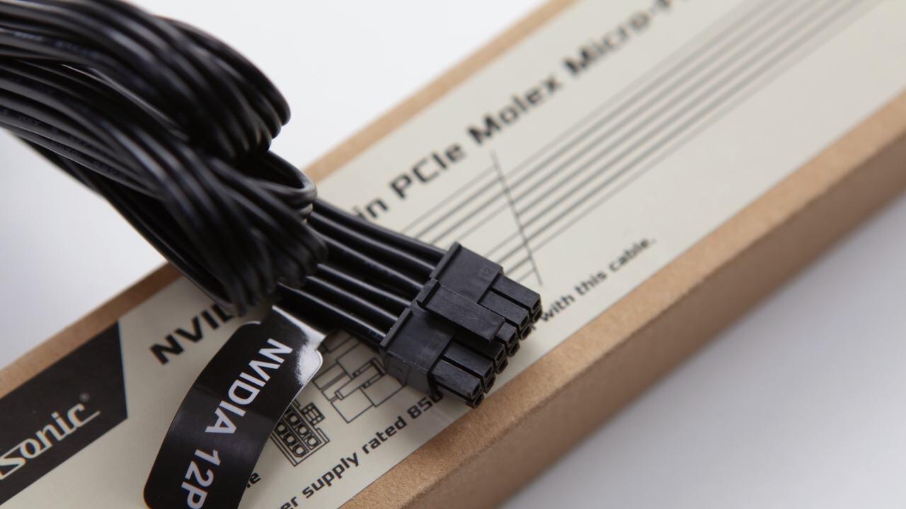 Nvidia Ampere: Details zum neuen 12-Pin-PCIe-Anschluss für Netzteile