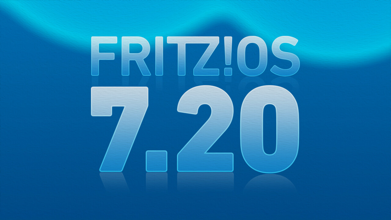 Fritz!OS 7.20: Update für Fritz!Repeater 3000 und Fritz!Box 6590 Cable