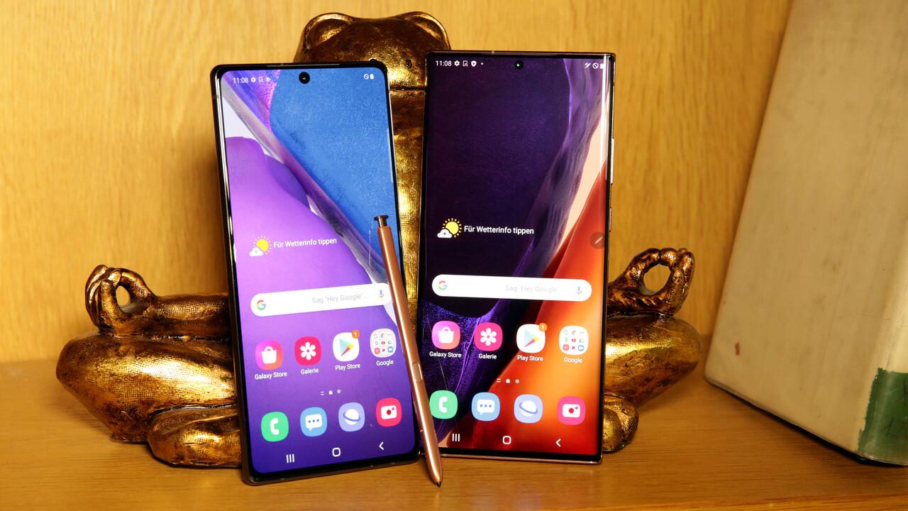 Update-Liste: Samsung bestätigt Android 13 für Smartphones und Tablets
