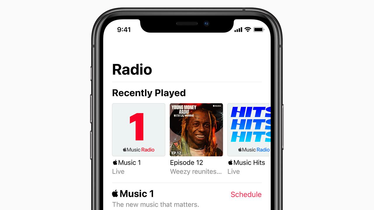 Apple Music Radio: Beats 1 wird zur Radiostation mit drei Sendern ausgebaut