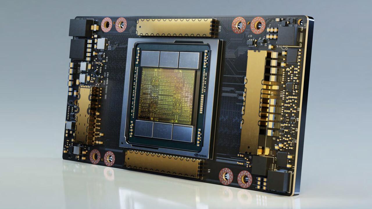 Quartalszahlen: Nvidia Ampere schlägt ein wie eine Bombe