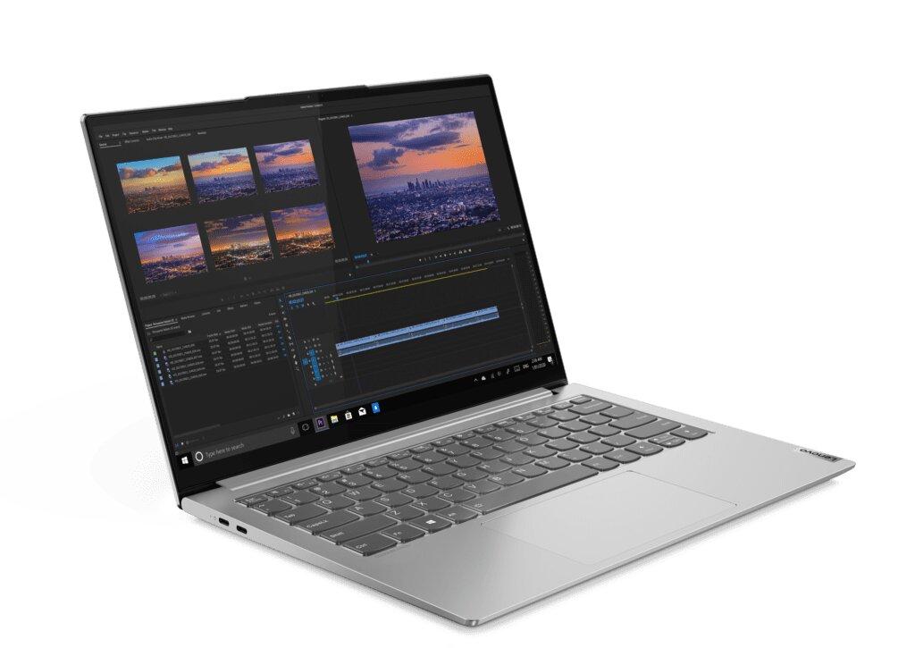 Das Lenovo Yoga Slim 7 Pro mit AMD Ryzen 4000H
