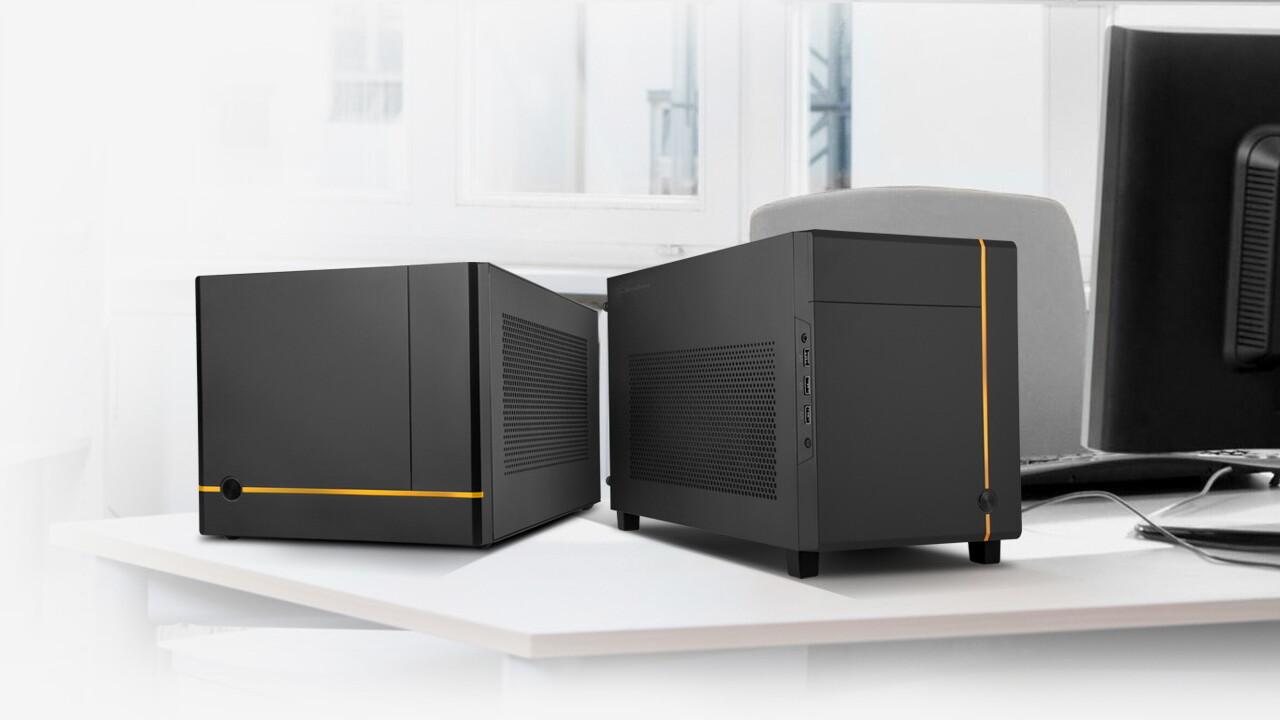 Silverstone Sugo 14: Flexibles Mini-ITX-Gehäuse macht wenig Abstriche