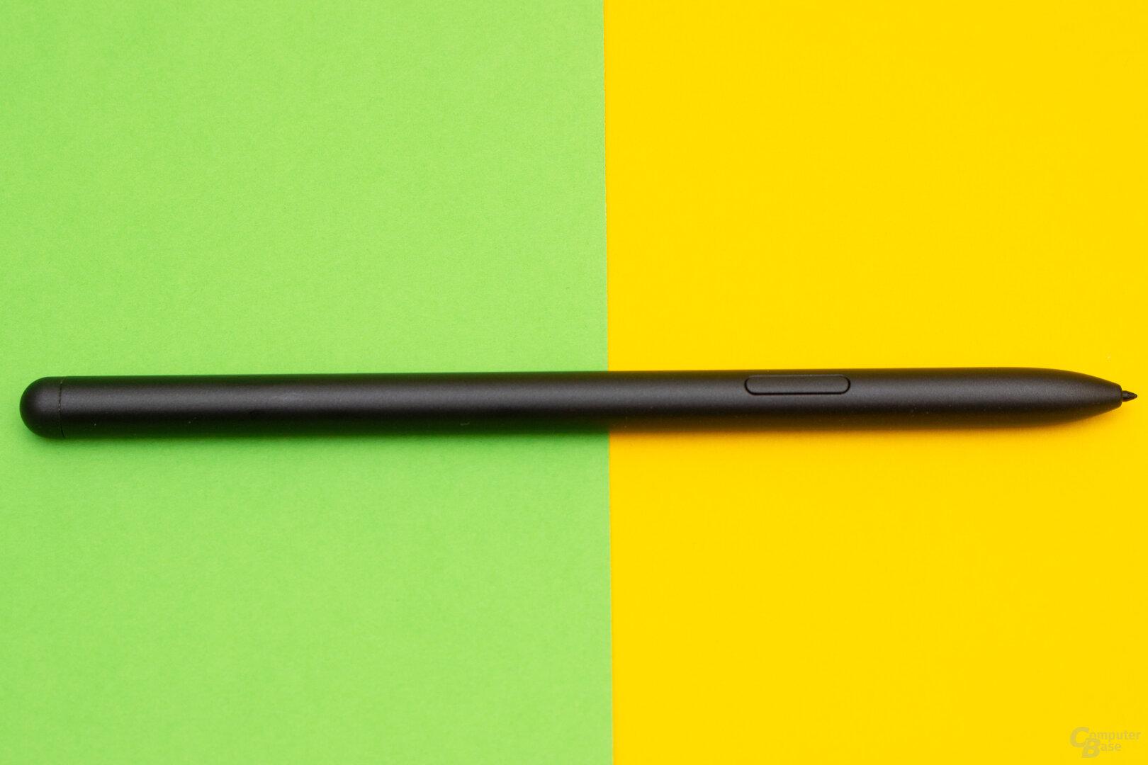Der neue S-Pen bietet viele Funktionien bis hin zu einer Fernbedienung