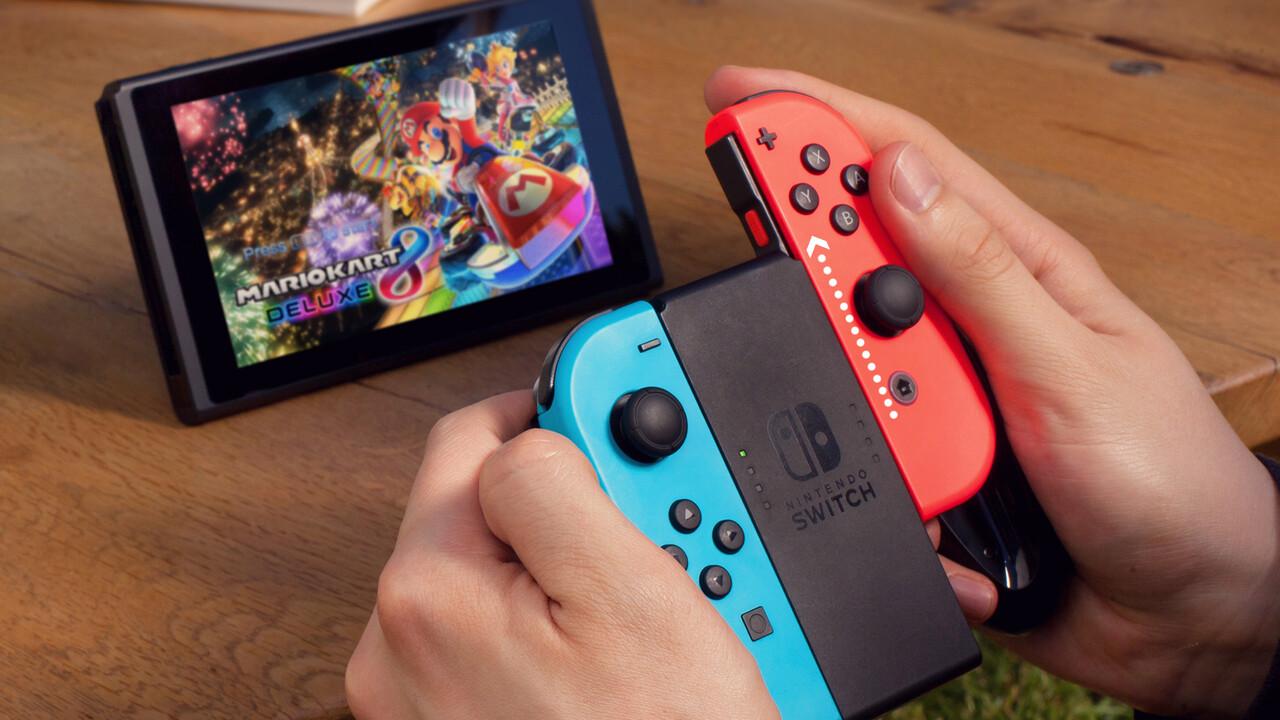 """Switch Pro: Nintendo soll verbesserte """"4K-Switch"""" für 2021 planen"""