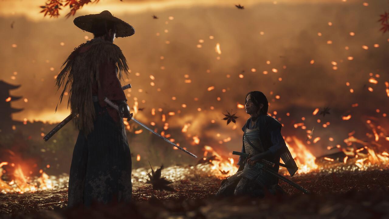 Videospiele-Markt im Juli: Ghost of Tsushima startet mit Rekord-Verkaufszahlen