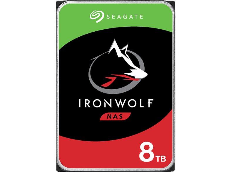 Zu gewinnen: 2 x Seagate IronWolf HDD 8 TB