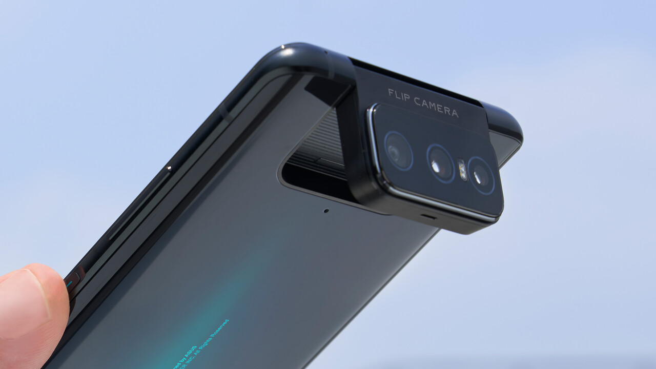 Asus Zenfone 7 (Pro): Dreifach-Klappkamera trifft auf Snapdragon 865 (Plus)