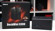 ASRock DeskMini X300 im Test: Der Mini-PC wird für AMD Renoir erwachsener