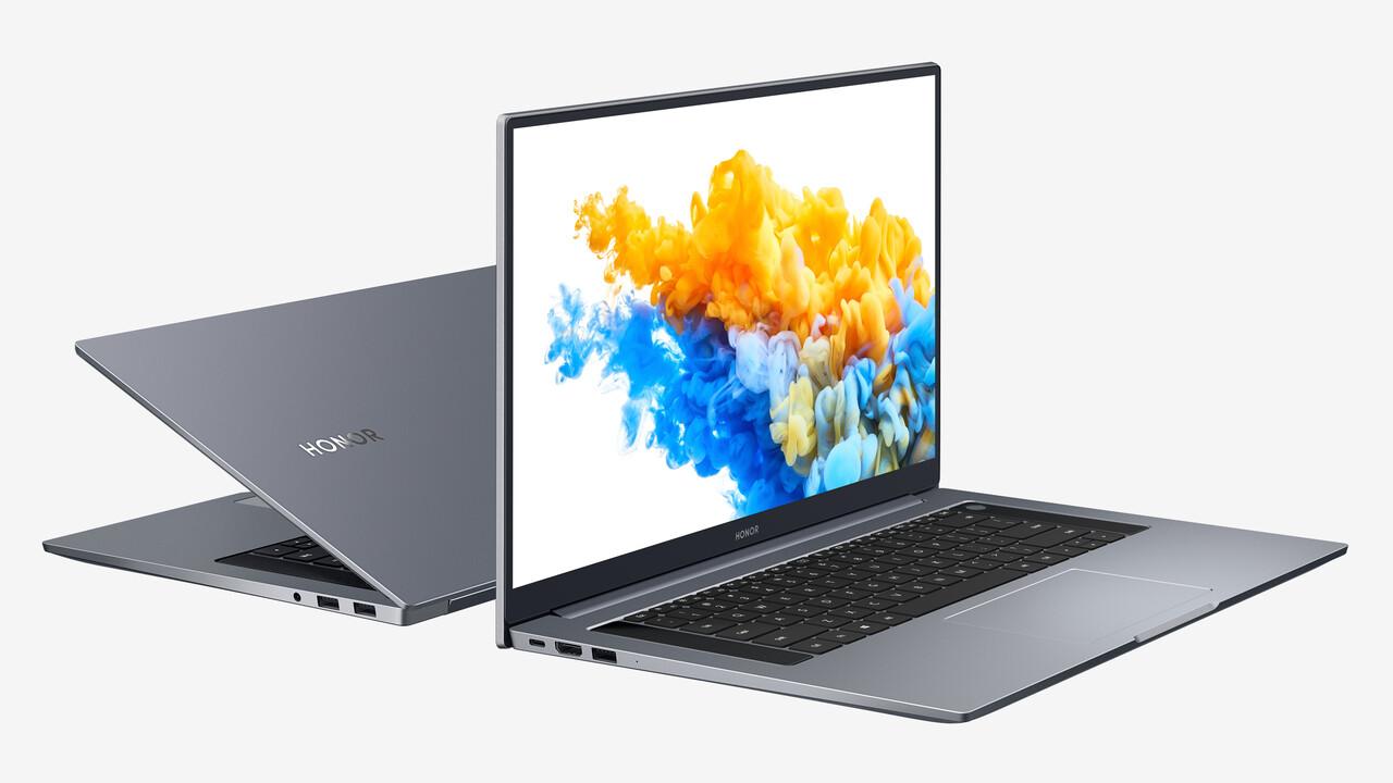 MagicBook Pro: Honor bringt AMD Renoir auf 16Zoll für 900Euro