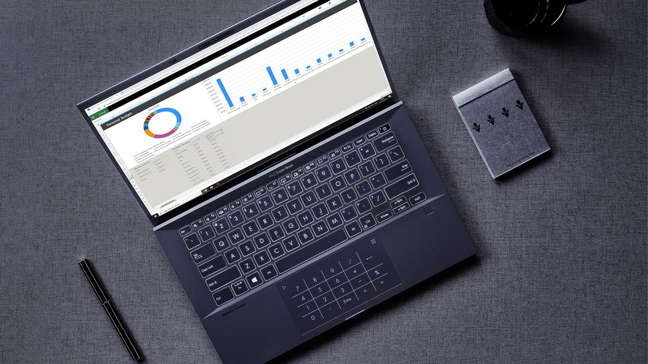 ExpertBook B9 (B9400): Asus erneuert Business-Notebook mit Tiger Lake
