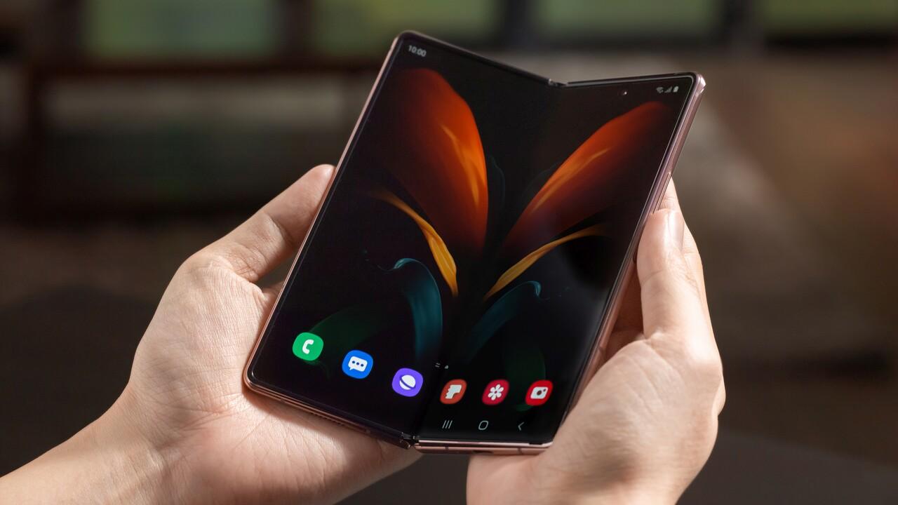 Falt-Smartphone: Samsung Galaxy Z Fold 2 im Detail mit Preis vorgestellt