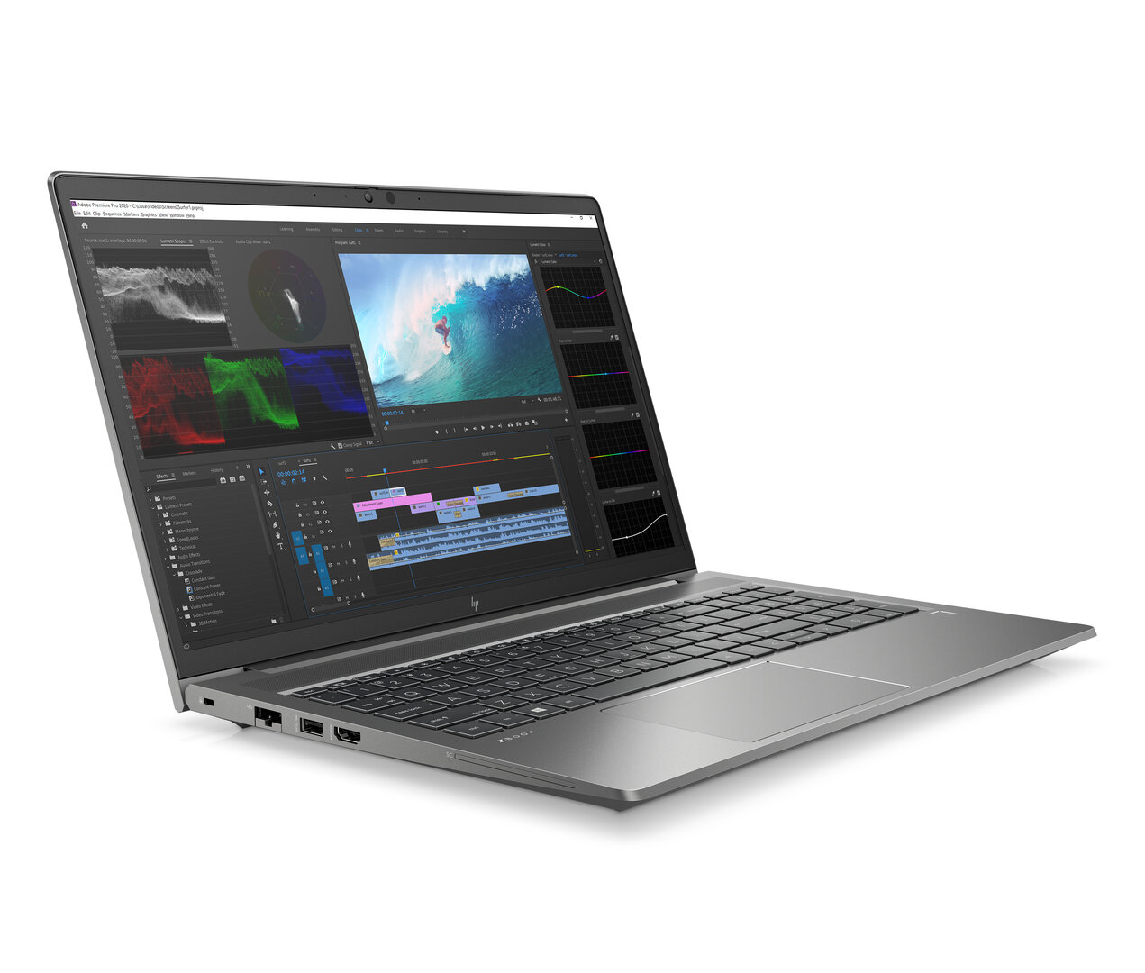 ZBook Powert_Front Right