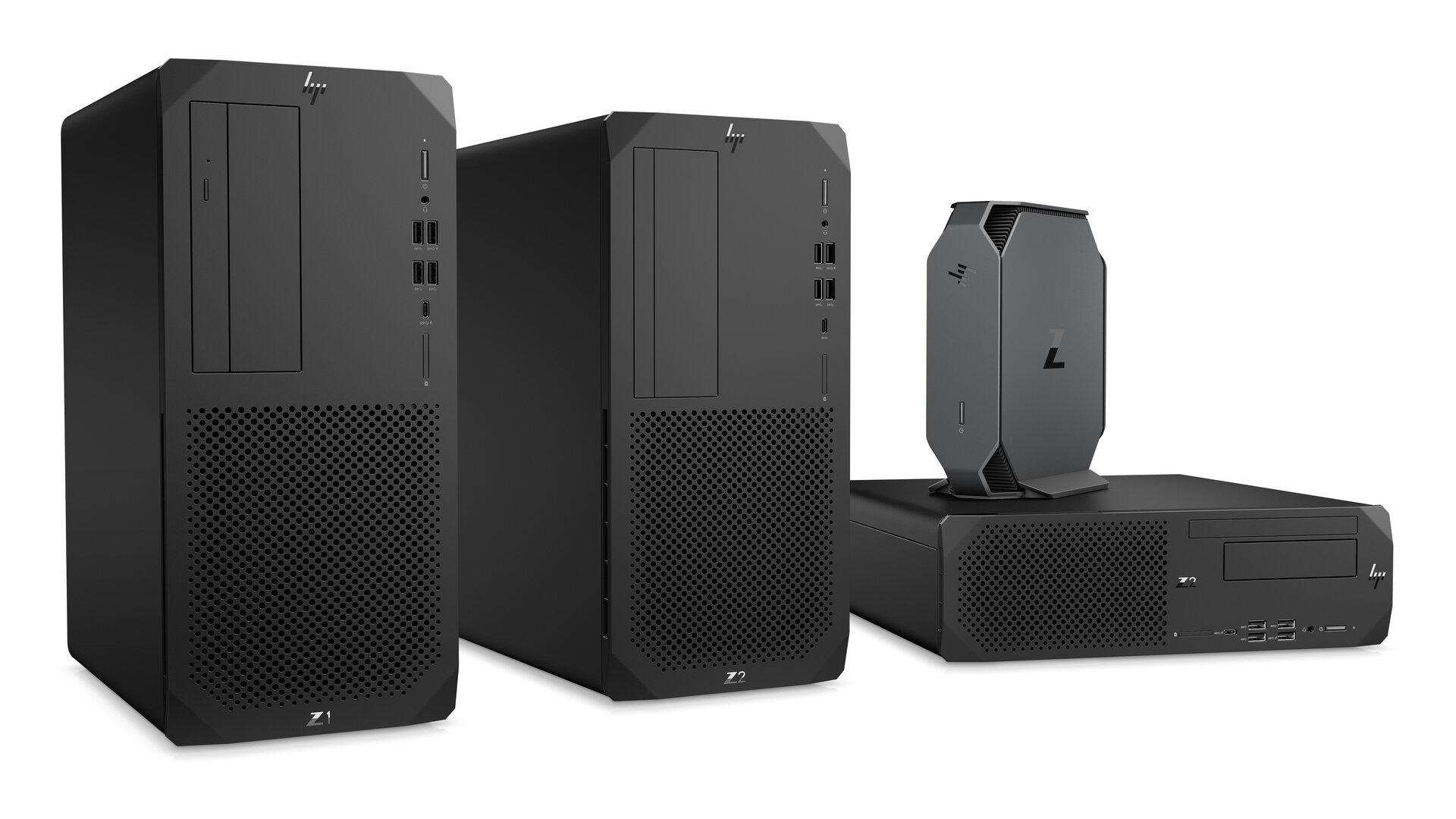 Z2 Desktop Family