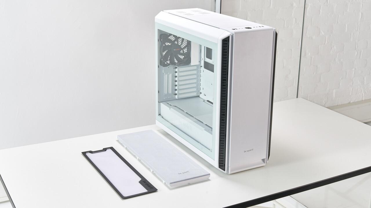 be quiet! Silent Base 802: Die dritte Generation wird flexibler und teurer