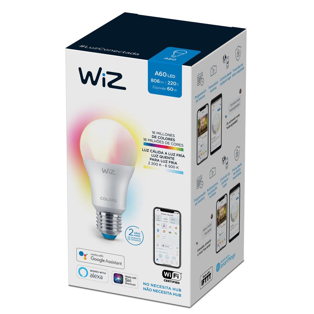 WiZ E27 A60 Colors