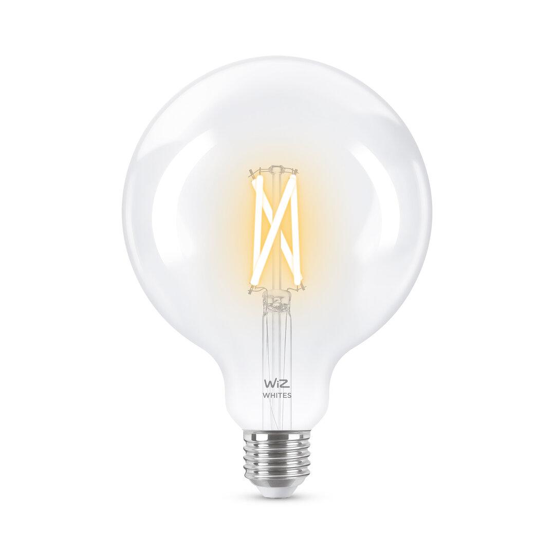 WiZ Filament E27 G125 Clear