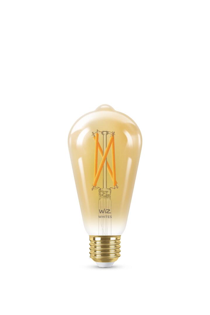 WiZ Filament E27 ST64 Amber