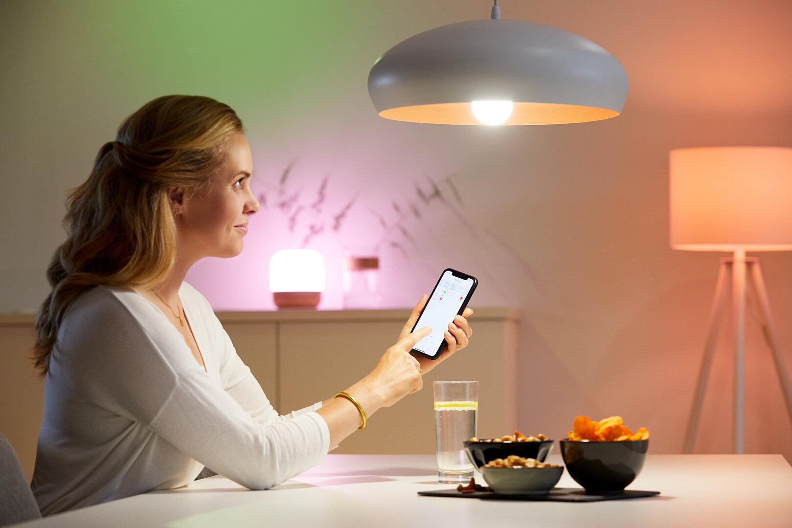 WiZ – Smartes Beleuchtungssystem