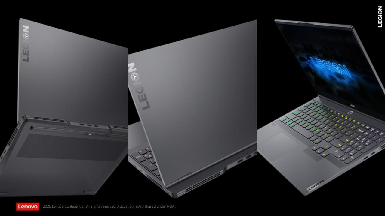 Lenovo Legion Slim 7i: Gaming-Notebook soll die GPU-Leistung nicht drosseln