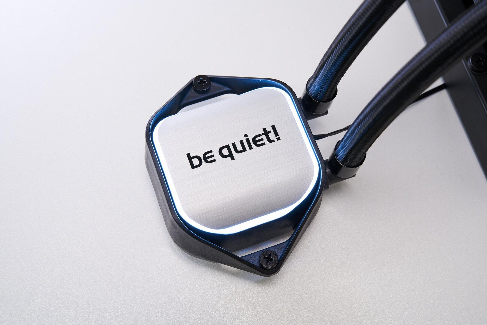 be quiet! Pure Loop