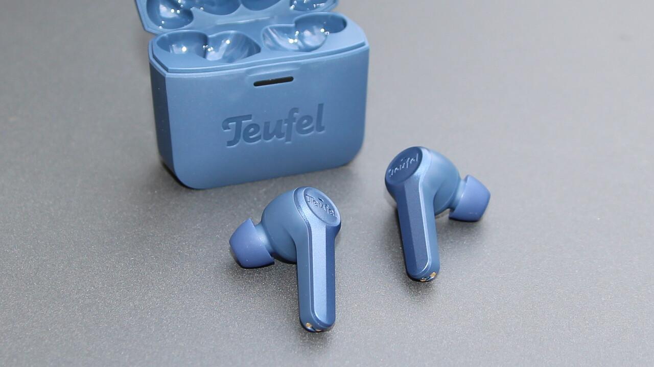 Teufel Airy True Wireless im Test: Diese In-Ears können fast nichts, außer sehr guten Klang