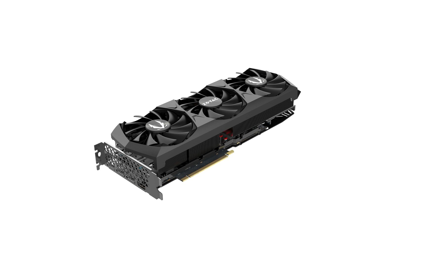 Die GeForce RTX 3080 Trinity von Zotac
