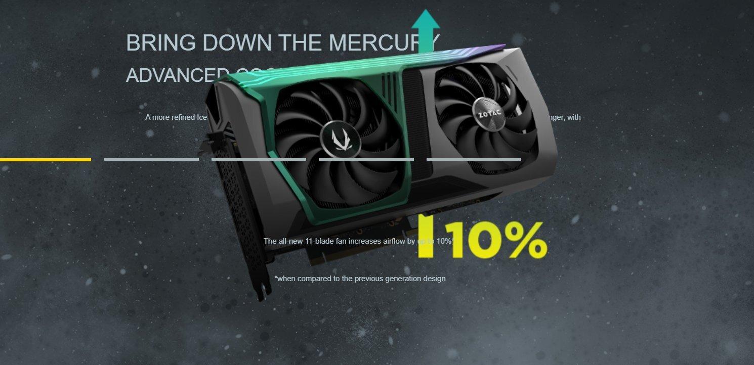 Erste Informationen zu Zotacs GeForce RTX 3000